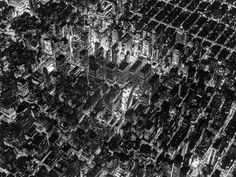 What a night in New York City looks like from 7,500 feet - photographer Vincent Laforet  NYC 9