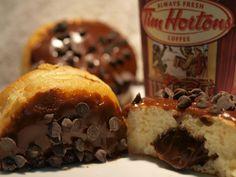 Delicious Ganache Cupcakes