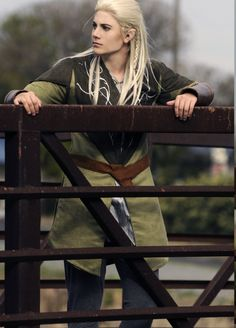 "Searching by alcblueyes.deviantart.com on @deviantART - Cosplay of Legolas from ""Lord of the Rings"""