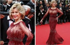 Cannes film festival 2014 celibrities : red carpet photographs