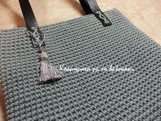 crocheted bag Tote Bag, Wallet, Crochet, Bags, Handbags, Carry Bag, Crochet Crop Top, Tote Bags, Handmade Purses
