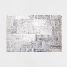 PATCHWORK PRINTED RUG - Rugs & Drapes - Bedroom - New Collection | Zara Home United States