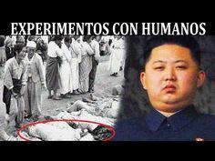 Los Terribles Experimentos con Humanos de Corea del Norte - YouTube