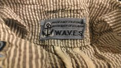 The Navy WAVES - Museum Textile Services