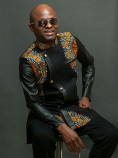 Dashiki jacket designed by Threaded Culture.. Check out full collection at www.threadedculture.com