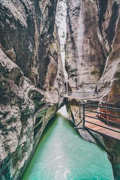 10 Most Beautiful Places in Switzerland - Aare Gorge Canyon Walk! If you are on the hunt for the most beautiful places in Switzerland to add - Switzerland Summer, Switzerland Cities, Switzerland Vacation, Gstaad Switzerland, Best Places In Switzerland, Switzerland House, Grindelwald Switzerland, Beautiful Places To Travel, Best Places To Travel