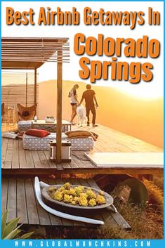 Colorado Springs attracts visitors from all over the world with its many charms, including food, hiking, and breweries. Not to mention the nature lover's hiking trails and mountain peaks, as well as the wide-open, natural landscape that keeps visitors in awe.