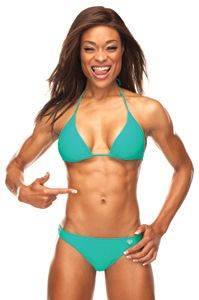 I LOVE Alicia Marie! She is such an inspiration!!  #Fitnesspinspiration #vitaminshoppe #contest