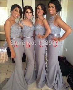 Real Picture Wholesale silver chiffon beaded lace jacket Cheap Bridesmaid…