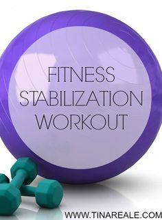 stabilization workout