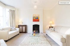 This home is ideal for a large group as it can accommodate up to 14 guests. It is in a great location in West London in much-sought-after Chelsea, moments from the River Thames and a short walk from famous King's Road! <br><br>The ground floor of the house holds two living areas