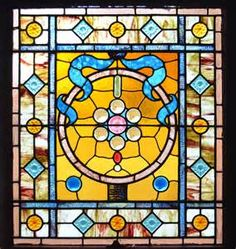 Antique American Stained Glass Windows note that we are in the Pacific time zone. Antique Stained Glass Windows, Stained Glass Panels, Leaded Glass, Sculpture Art, Glass Art, Mosaic, Diy Projects, Pottery, Notes