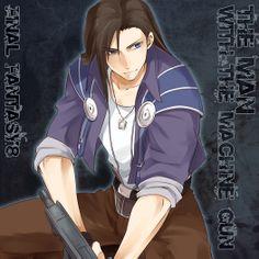 ◇ DFF / pict tumblr Dissidia 012 Final Fantasy  Laguna Loire