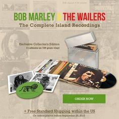 Bob Marley & The Wailers record their last rehearsal session at Criteria Studios in Miami, FL before heading North for the U.S. leg of the Uprising tour.
