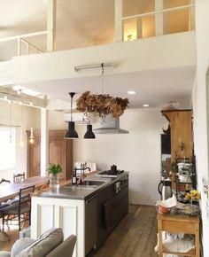 築50年の平屋をフレンチシャビーにかわいくリノベ - かわいい家photo