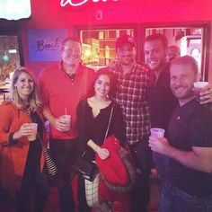 Taking our visitors out on the town! How fun is Nashville!  . . . . . . . . . . #fun #nightout #southinc #entrepreneur #instagood #instadaily #squadgoals #goals #nashville #squad