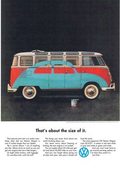 That's about the size of it - VW