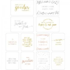 Becky Higgins Project Life Specialty Themed Cards - Southern Weddings 380479