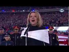 "Super Bowl 48 Renee Fleming-""National Anthem"" (Fox Sports HD) - YouTube"