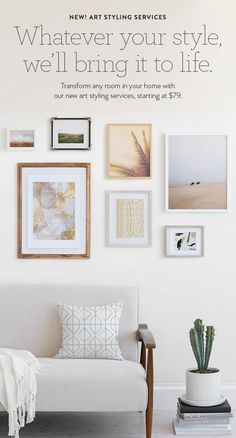 Art Styling tips and advice from Minted's in-house design team.