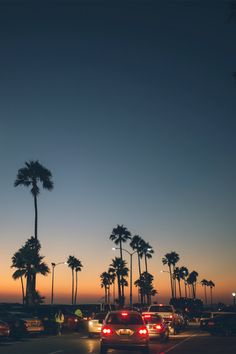 Sunset in LA, Oliver Schories