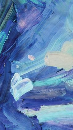 27 ideas painting abstract blue texture for 2019 Cute Wallpaper Backgrounds, Blue Wallpapers, Trendy Wallpaper, Tumblr Wallpaper, Cool Wallpaper, Phone Wallpapers, Wallpaper Quotes, Iphone Background Wallpaper, Aesthetic Iphone Wallpaper