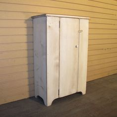 Rustic Cottage Floor Cabinet - Color Choice - FREE SHIPPING - Primitive Style on Etsy, $159.99