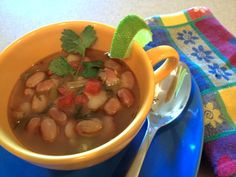 OMG! You will love these Charro Beans, authentic restaurant styleFrijoles Charros ~   Ingredients:  1lb Dry Pinto Beans  1/2 Pack of B...