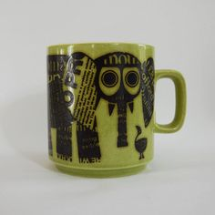 Elephant John Clappison Hornsea Mug