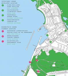 Puuarkkitehtuuripuisto kartta