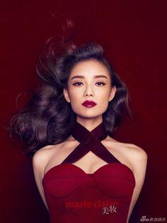 Chinese actress Ni Ni