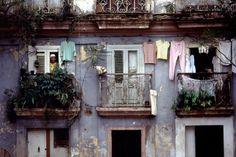 CUBA. 1994. Old Havana or Havana Vieja. Thomas Hoepker