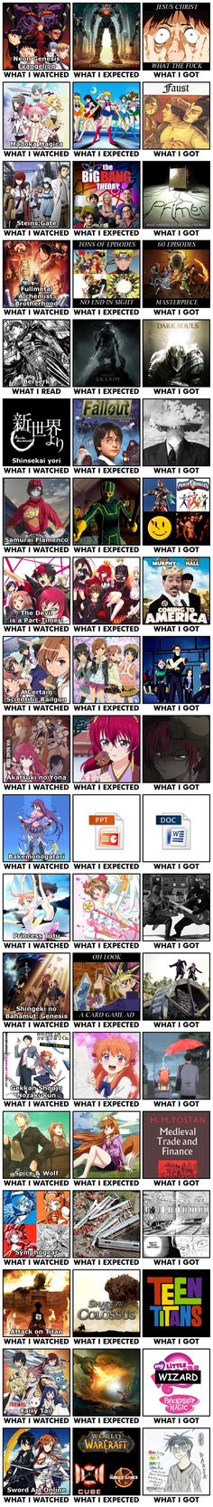 What I Watched - What I Expected - What I Got - 9GAG