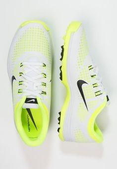 new product c7983 d23ce Nike Golf LUNAR EMPRESS - Chaussures de golf - white volt black - ZALANDO