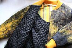 Купить Куртка бомбер из коллекции PolarPilot - куртка женская, куртка, куртка…