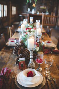 #rusticwedding weddings in the #winter call for rich colors and beautiful decor!