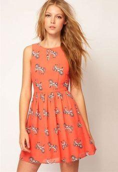 carrossel - vestidos