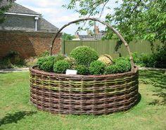 Oxfordshire Basketmakers - Baskets exhibition gallery (www.oxfordshirebasketmakers.com)