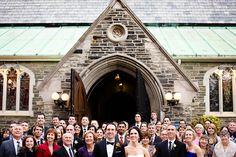 church wedding group portraits Last Wedding of the season – Toronto, ON