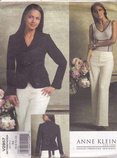 Amerikanische Designer Mode 2957  Anne Klein  Womens von OhSewVogue