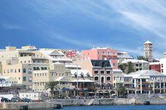 Hamilton Waterfront, Bermuda