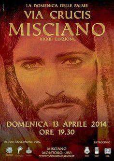 AccadeinCampania: Via Crucis a Misciano 2014