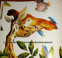 Goffa come ... una giraffa! Oh no, Arianna! ~ KeVitaFarelamamma | Che vita fare la mamma tra emozioni, letture e lavoretti per bambini