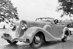 Hace 80 años del primer coupé-cabriolet