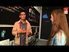 Die Monster Uni | Production Design Class with Ricky Nierva (2013)