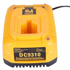 Para Dewalt 7.2V - 18V NI-CD NI-MH Cargador de batería para DC9310 DW9116 DE9130 DE9310 Accesorio de herramienta eléctrica para taladro: Amazon.es: Bricolaje y herramientas Nintendo Consoles, Charger, Electrical Tools, Diy