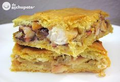 Spanish Kitchen, Spanish Dishes, Quiches, Empanadas Recipe, Pan Bread, Latin Food, Protein Foods, Soul Food, Food To Make