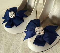 Hey, I found this really awesome Etsy listing at https://www.etsy.com/listing/260539470/wedding-shoe-clips-bridal-shoe-clips
