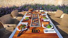 Angara Maximus - der Gartentisch mit integriertem Grill