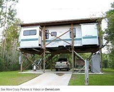 funny mobile homes - Google Search